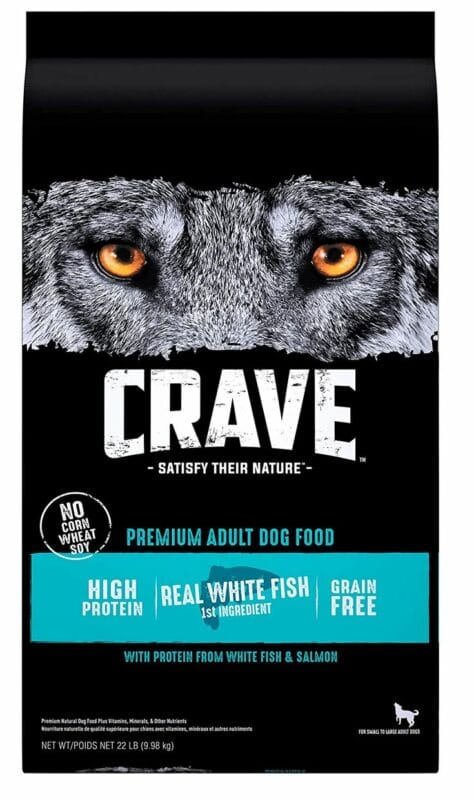 Crave dog food