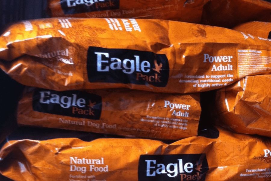 Eagle Pack in Store
