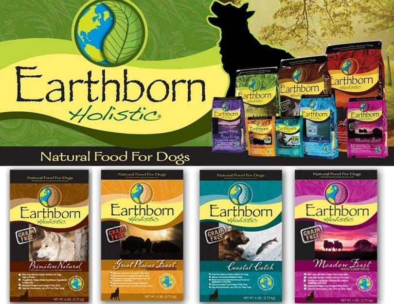 Earthborn Dog Food Products 2