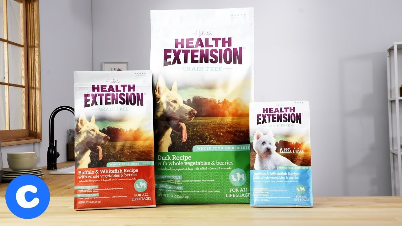 Health Extension Dog Food Chewy