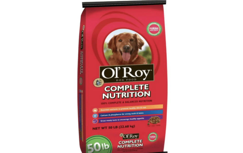 Ol Roy Dog Food Featured Image