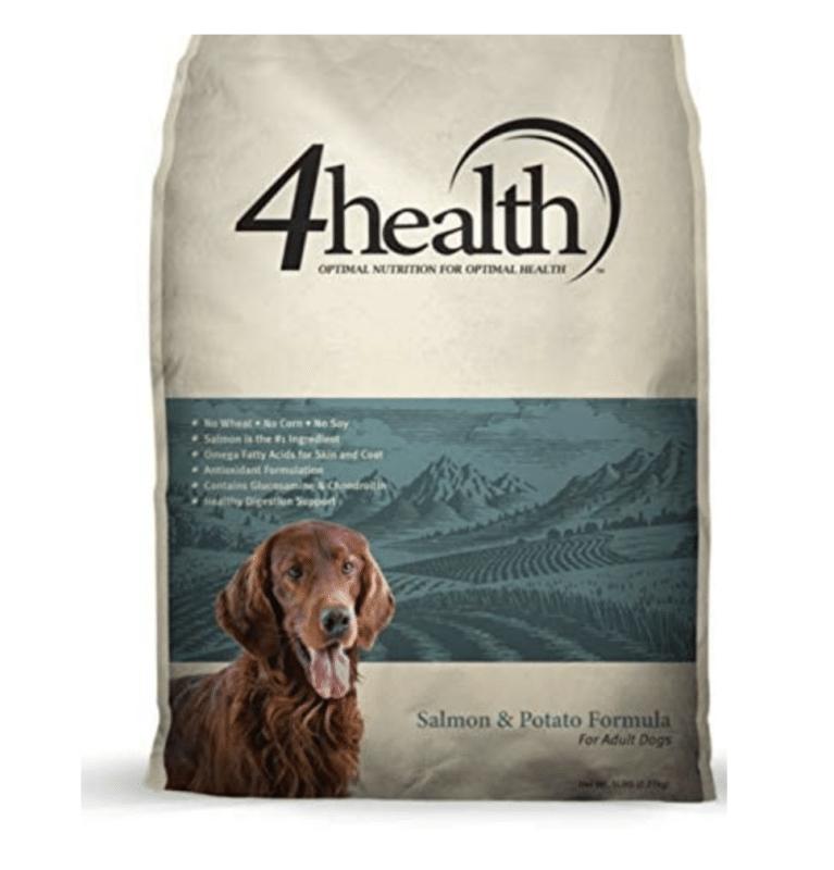 4health Dog Food.