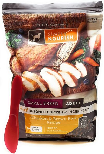 Simply Nourish Adult Lamb and Oatmeal