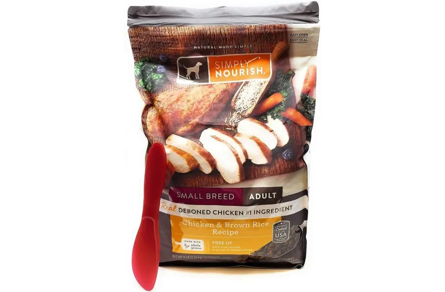 Simply Nourish Chicken and Brown Rice