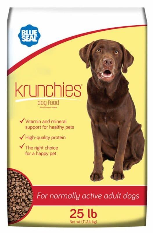 Blue Seal Dog Food