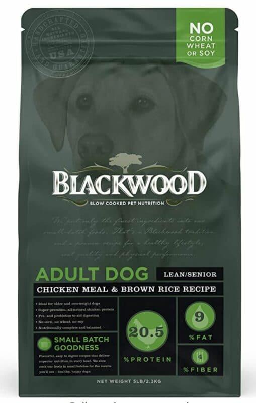Blackwood Pet Food Dry Dog Food
