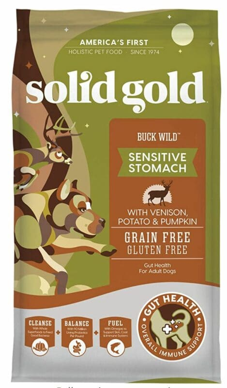 Solid Gold Dry Dog Food
