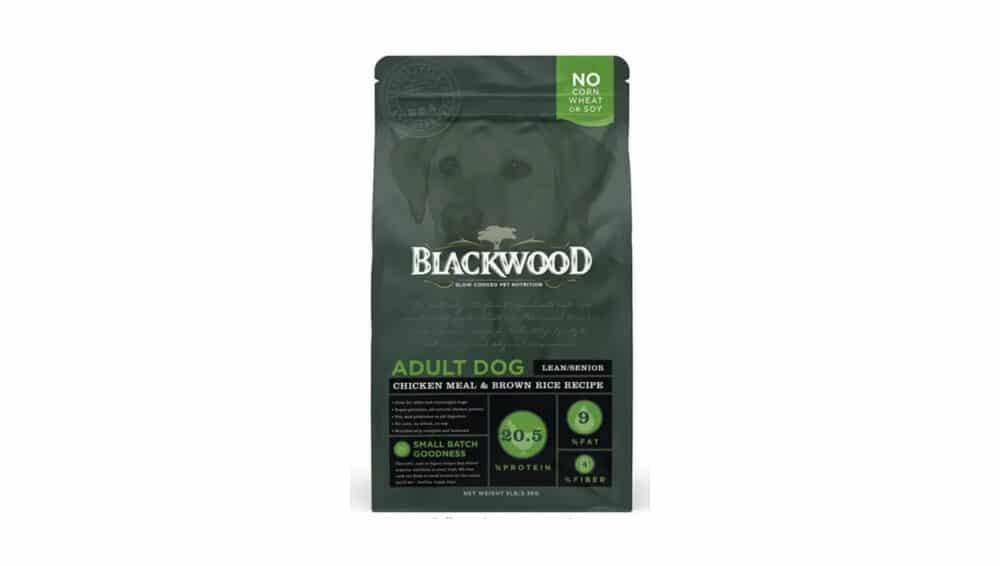 blackwood dog food review